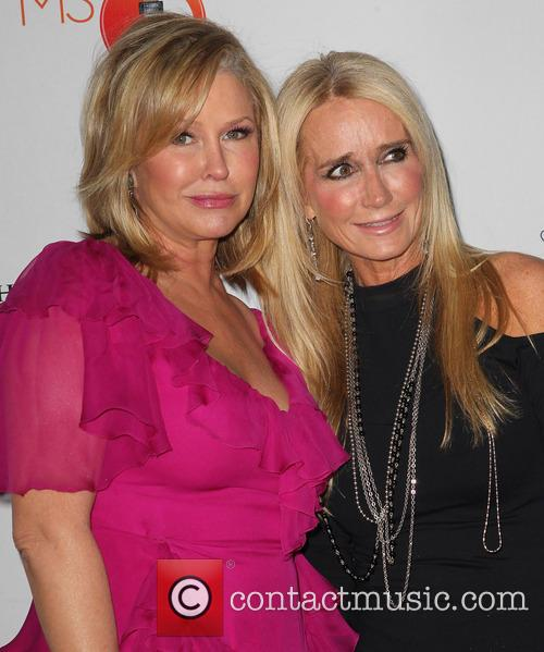 Kathy Hilton and Kim Richards 9