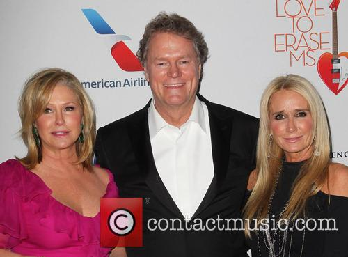 Kathy Hilton, Rick Hilton and Kim Richards 5