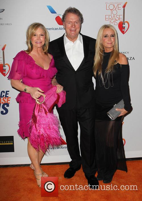 Kathy Hilton, Rick Hilton and Kim Richards 6
