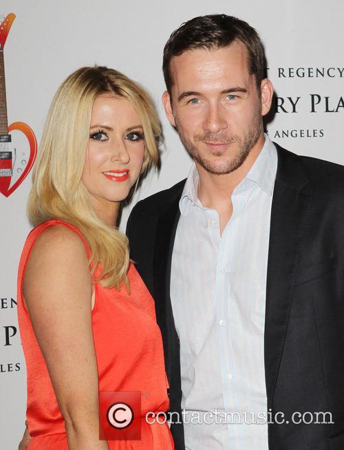 Barry Sloane and Katy O'grady 3