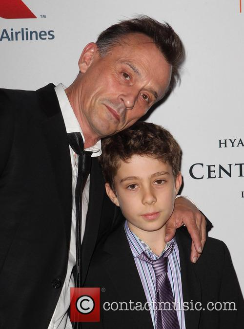 Robert Knepper and Benjamin Knepper 1