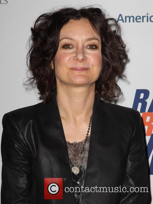 Sara Gilbert, The Hyatt Regency Century Plaza