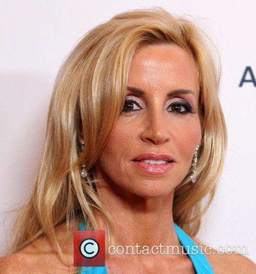 Camille Grammer, The Hyatt Regency Century Plaza
