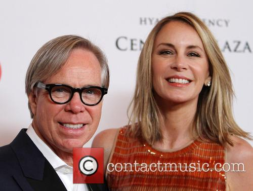 Tommy Hilfiger and Dee Ocleppo Hilfiger 10