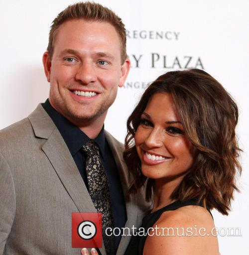 Melissa Rycroft and Tye Strickland 1
