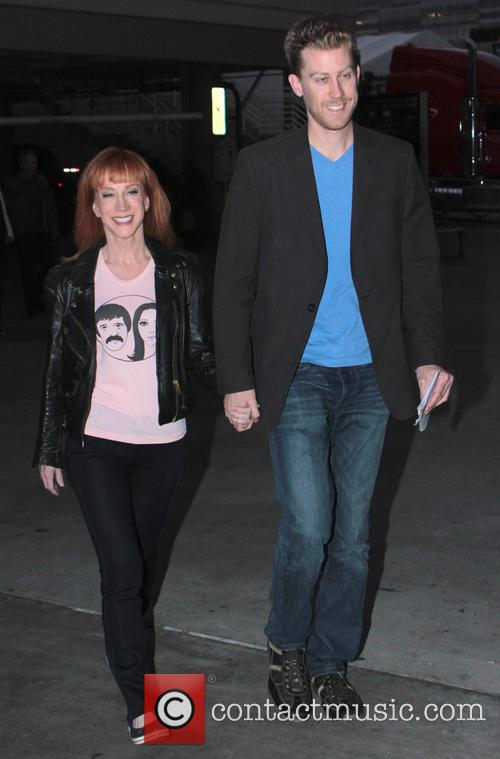 Kathy Griffin and Randy Bick 3