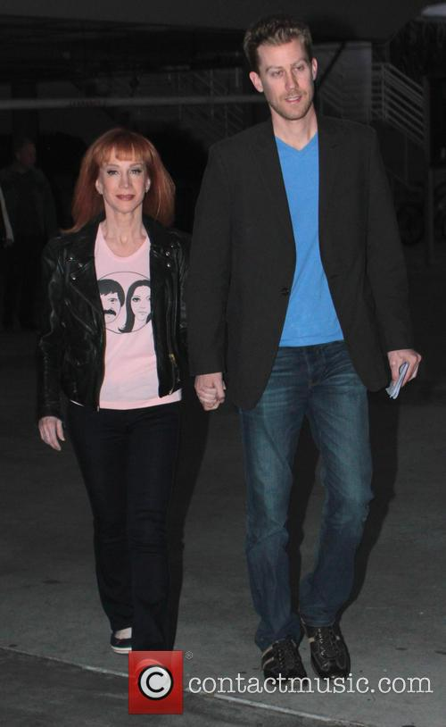 Kathy Griffin and Randy Bick 4