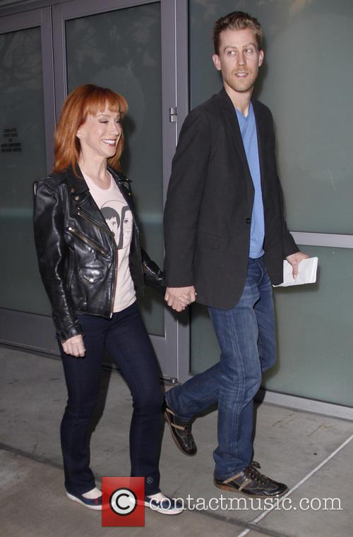 Kathy Griffin and Randy Bick 5