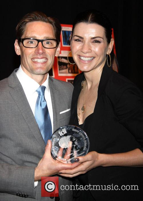 Daniel Lawson and Julianna Margulies 2