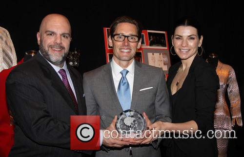 Stephen Cabral, Daniel Lawson and Julianna Margulies 3
