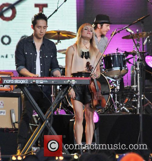 The Airborne Toxic Event 10