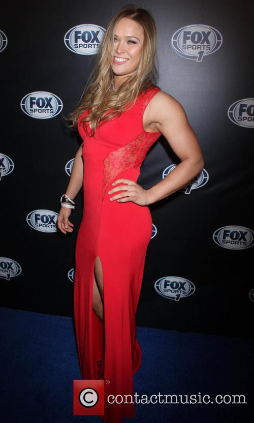 Ronda Rousey FOX Sports