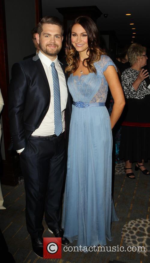 Jack Osbourne and Lisa Stelly 2