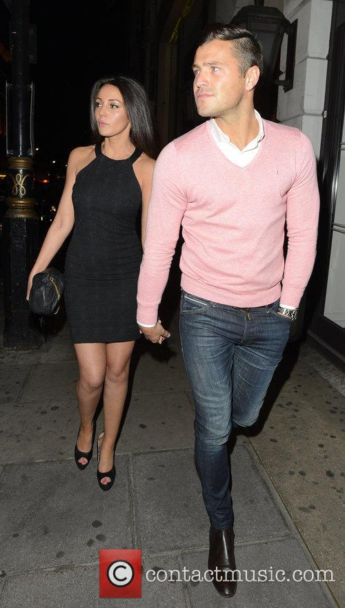 Michelle Keegan and Mark Wright 14