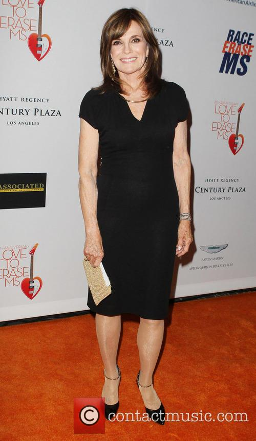 Linda Gray, The Hyatt Regency Century Plaza