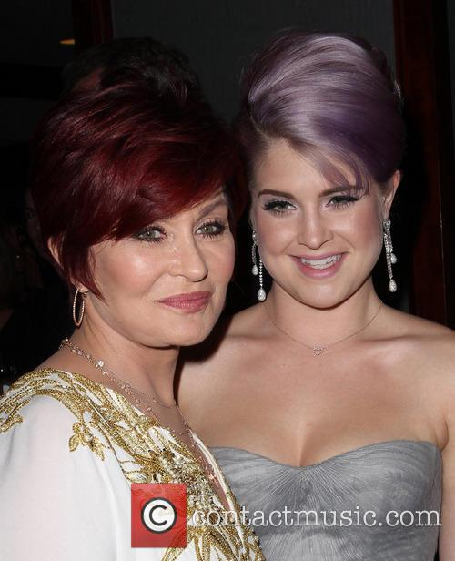 Sharon Osbourne and Kelly Osbourne 4