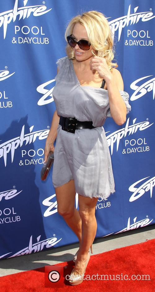 pamela anderson the grand opening of the 3644968