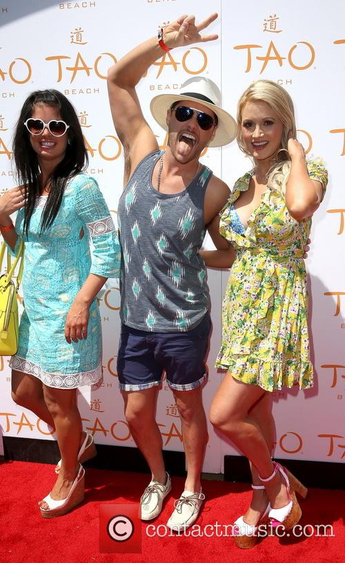 Laura Croft, Josh Strickland and Holly Madison 4