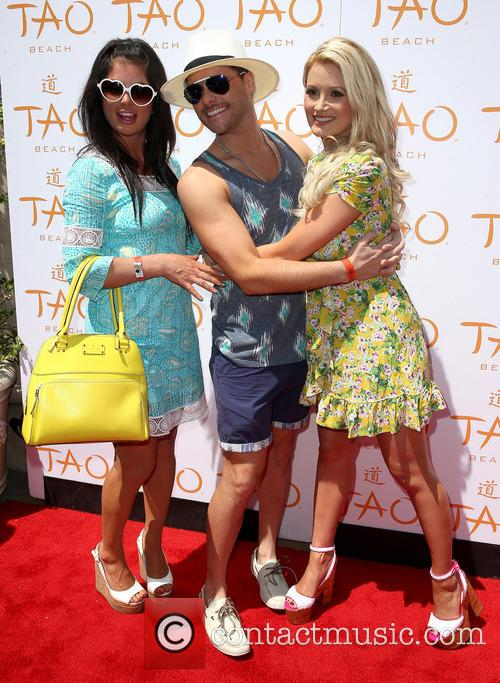 Laura Croft, Josh Strickland and Holly Madison 5