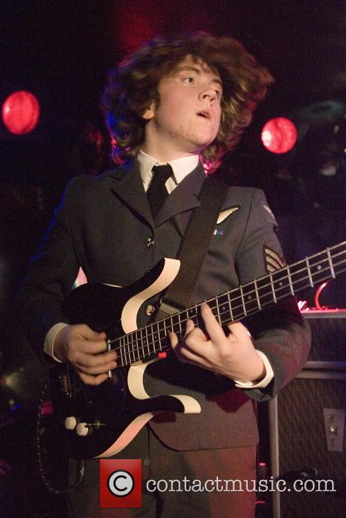 The Strypes perform a headlining gig at King...