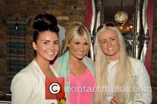 Joey Essex and Billie Faiers 9