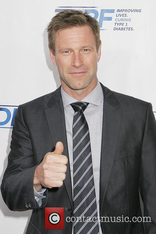 aaron eckhart jdrf las 10th annual finding 3648892