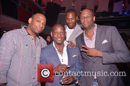 Hodge, Darrin Henson, Louis Joseph and Denyce Lawton 3