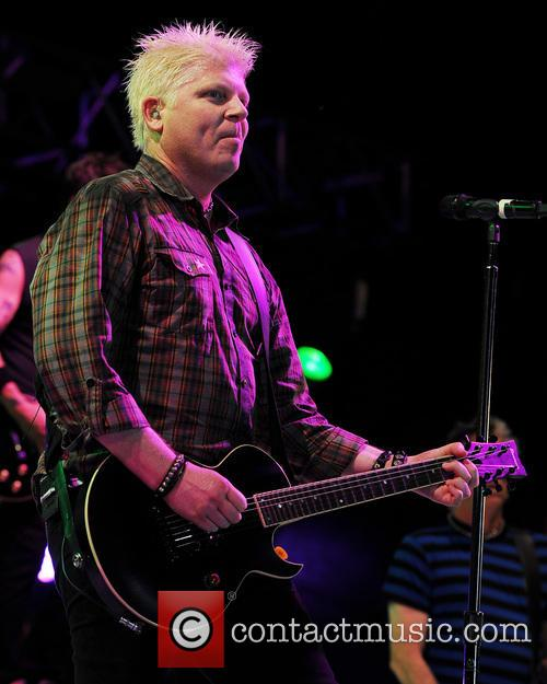 Dexter Holland and The Offspring 9