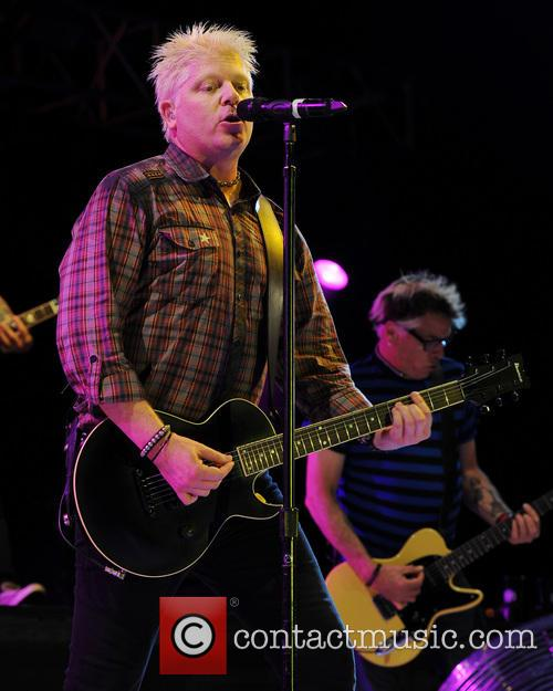Dexter Holland and The Offspring 11