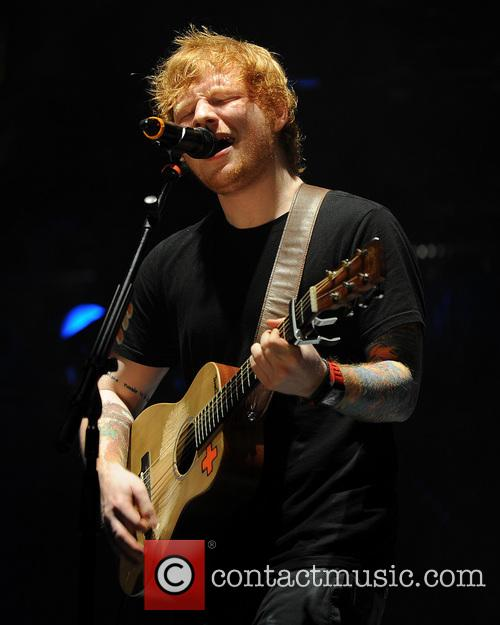 Ed Sheeran 4