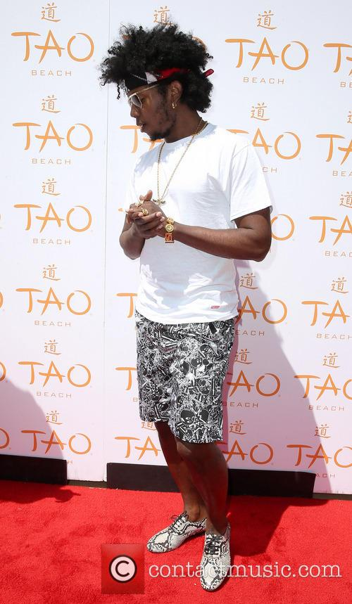 Trinidad James, TAO Beach