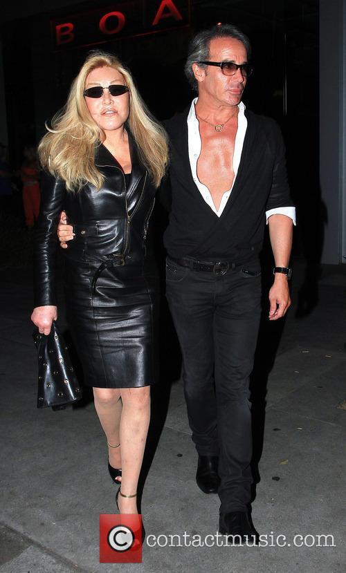 Jocelyn Wildenstein and Lloyd Klein 6