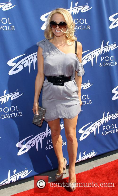 pamela anderson the grand opening of the 4276738