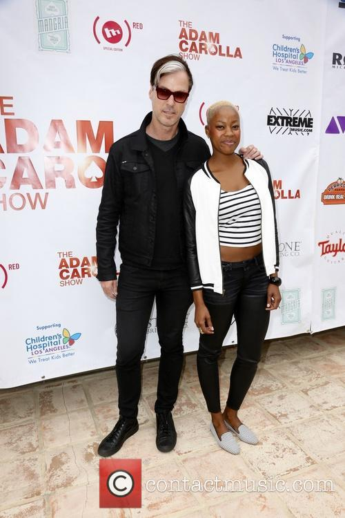 Fitz & The Tantrums, Michael Fitzpatrick and Noelle Scaggs 4
