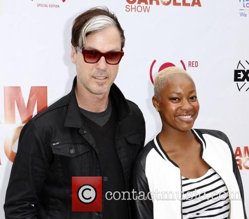 Fitz & The Tantrums, Michael Fitzpatrick and Noelle Scaggs 1