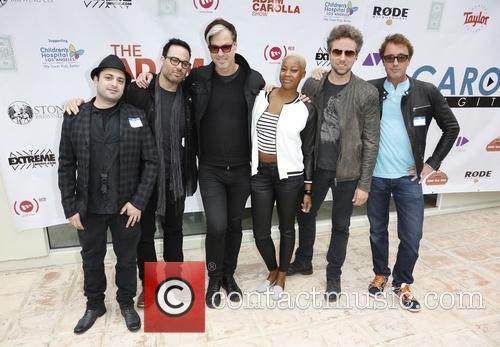 Fitz & The Tantrums, Michael Fitzpatrick and Noelle Scaggs 6