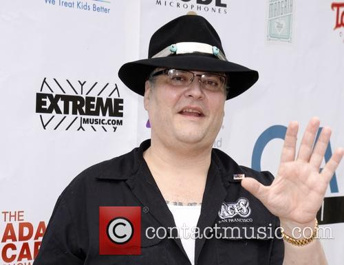 Adam Carolla and John Popper 7