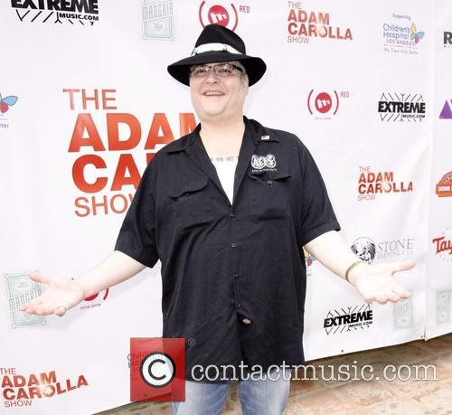 Adam Carolla and John Popper 11