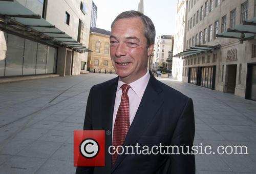 Nigel Kennedy and Nigel Farage 9