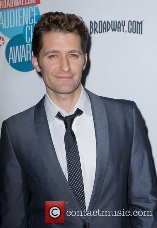 Matthew Morrison, The Allen Room