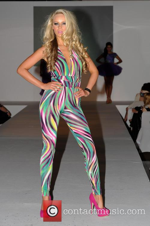 Essex Fashion Week 2013 at The City Pavilion...
