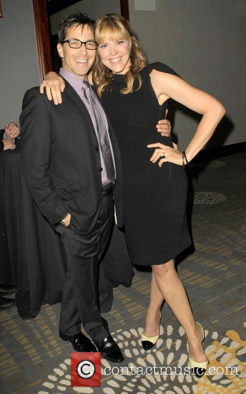 Dan Bucatinsky and Mary Mccormack 2