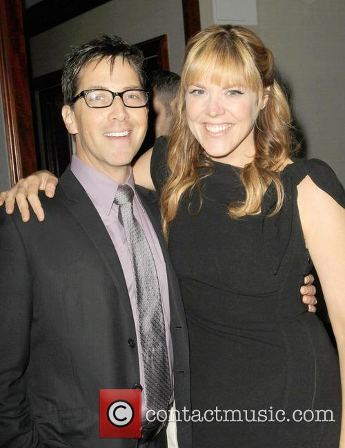 Dan Bucatinsky and Mary Mccormack 1