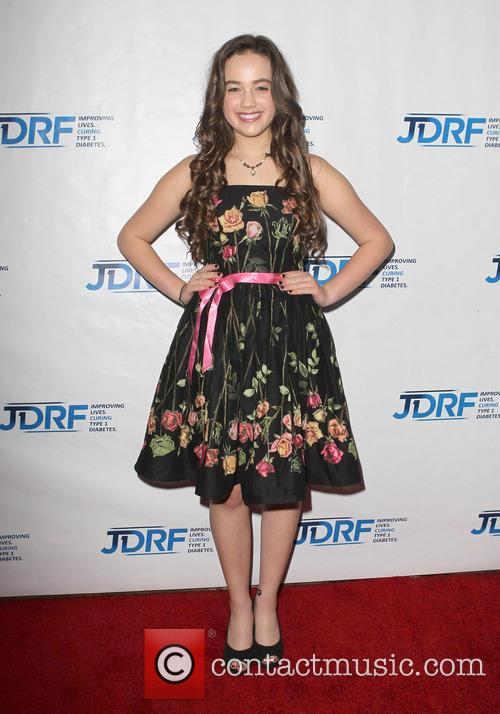 Mary Mouser 1