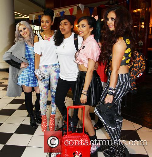 Perrie Edwards, Jade Thirlwall, Jesy Nelson and Leigh-anne Pinnock 5