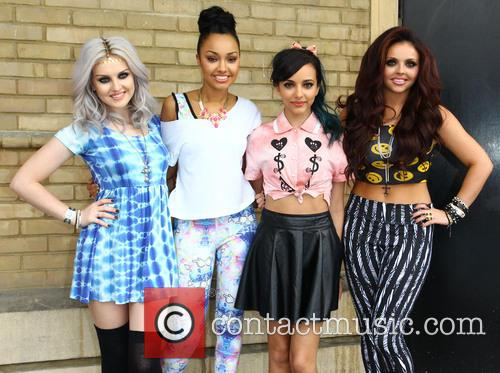 Perrie Edwards, Jade Thirlwall, Jesy Nelson and Leigh-anne Pinnock 9