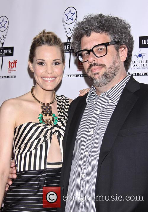 Leslie Bibb and Neil La Bute 3