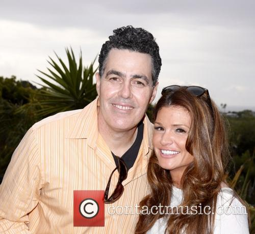 Adam Carolla and Lynette Corolla 1