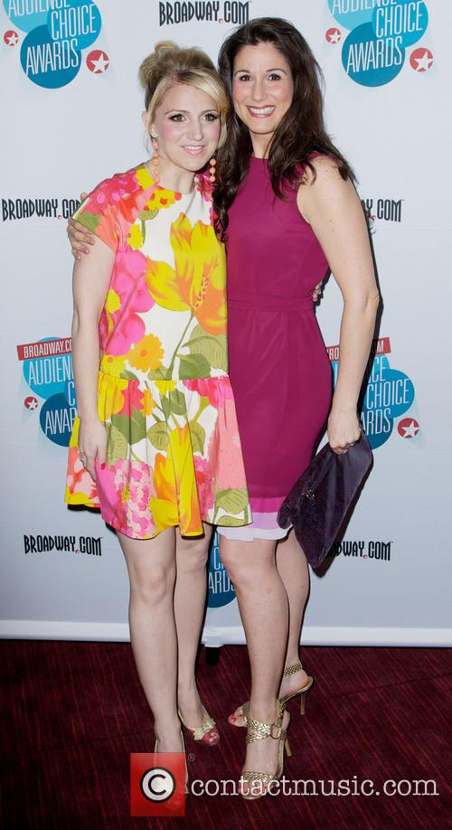 Annaleigh Ashford and Stephanie J. Block 2