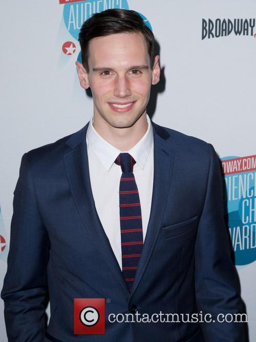 Cory Michael Smith, The Allen Room